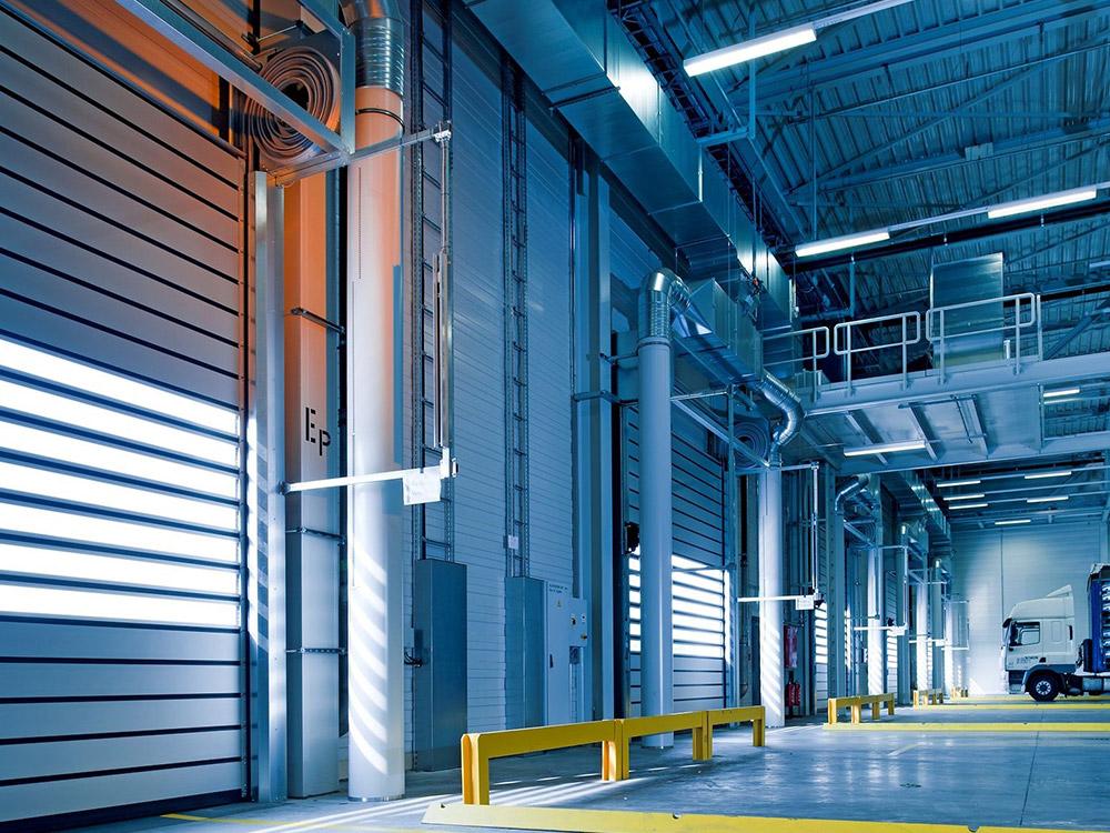 Sector Industrial_ Fábricas y Naves Industriales_