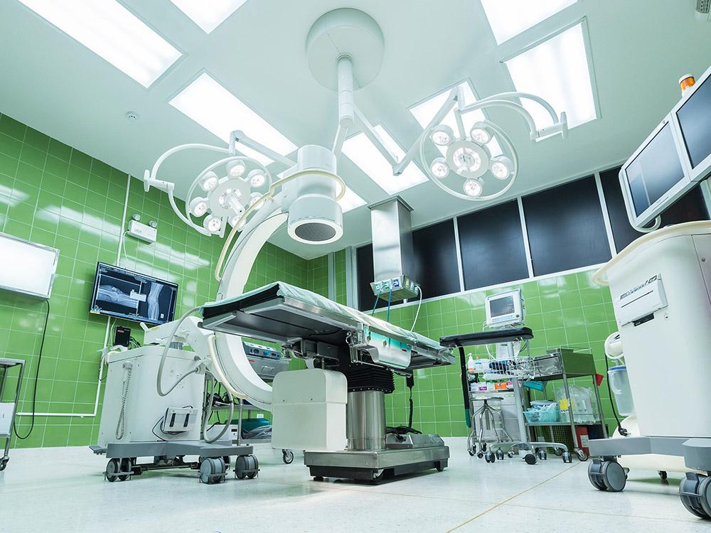 Sector sanitario_ Hospitales, Clínicas y Centros de Salud_
